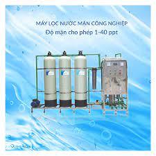 Hệ thống Máy lọc nước mặn - nước biển thành nước ngọt