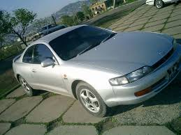1994 Toyota Curren Pictures, 2000cc., Gasoline, FF, Manual For Sale