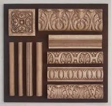 Decorative Tile Frames Kitchen backsplash insert using our hand pressed Floral tile 1