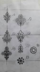 Small Buti Design Embroidery Hand Embroidery Designs Embroidery Designs