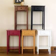 Elegant Very Small Nightstand Furniture Install The Amazing Small Night  Tables Nighstands
