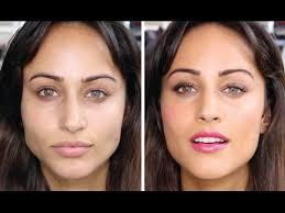 natural everyday work makeup look w o c tutorial