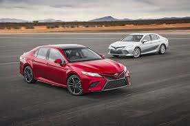 2018 toyota sports car. beautiful sports 2018 toyota camry xse and hybrid xle intended toyota sports car