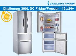 marvel distributors nz auckland outdoor and recreational appliances challenger 300l dc fridge freezer 12v 24v