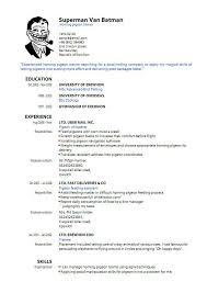 Resume Format Pdf Download Free Resume Sample