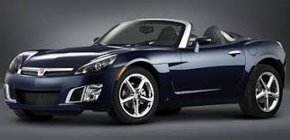 saturn sport car 2013