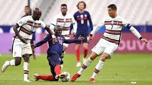 Auch in der gruppe a2 sticht eine begegnung. Wer Zeigt Ubertragt Portugal Vs Frankreich Live Im Tv Und Livestream So Lauft Die Nations League Dazn News Deutschland