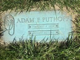 Adam Frank Puthoff (1882 - 1962) - Genealogy