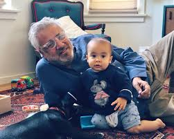 """Lawrence Konner on Twitter: """"Came to LA to hang w grandson George on his  first birthday. Taking him to dog track to gamble and smoke cigarettes.… """""""