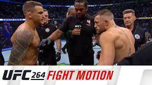UFC 264: Fight Motion - YouTube