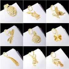 gold bookmark creative metal bookmarks for books marker wedding favors and gifts a variety of styles gold bookmark bookmark wedding favors with