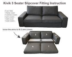 pet supplies liners ikea kivik sofa