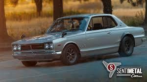 SentiMETAL Ep 3: Nissan's rare <b>Hakosuka</b> Skyline <b>GT</b>-<b>R</b> - YouTube