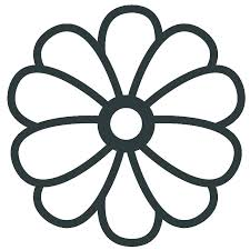Free Coloring Pages Small Flowers Real Flower Coloring Pages Page