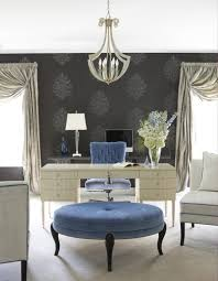 glamorous home office transitional home office bridgeport by cynthia mason interiors