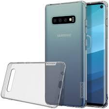 <b>Силиконовый бампер Nillkin</b> Nature TPU Case для Samsung ...