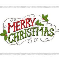 merry christmas clip art. Wonderful Clip Merry Christmas Clip Art In Dxf Format With N