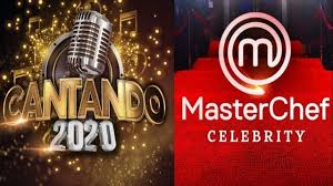 Rating: how was the unequal contest between Masterchef Celebrity and  Cantando 2020 - Archyde