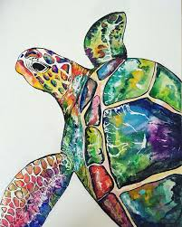 Small Picture Best 25 Turtle painting ideas only on Pinterest Sea turtle art