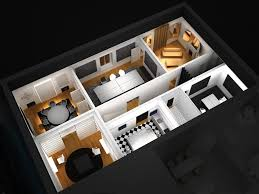 office plan interiors. Office Building Concept Plan Interiors T