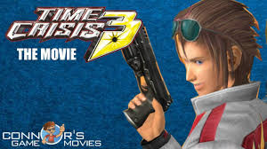 Time Crisis 3 (2002) - Alan Dunaway & Wesley Lambert Version | Game Movie -  YouTube