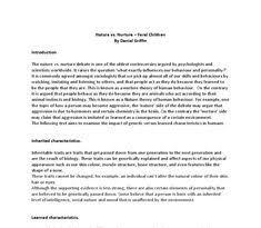 image result for nature vs nurture nature vs nurture  essay on nature versus nurture debate specialist s opinion