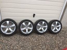 All BMW Models bmw 195 wheels : Fabulous as New Alloy Wheels and Winter Tyres 195/50 R16 for Audi ...