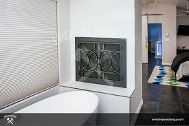 door that represents their own personality so if you re one of a kind and you are looking for the hottest trends in the market a modern fireplace door