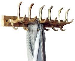 Antler Hook Coat Rack Amazing Antler Wall Hooks Faux Antler Wall Hooks Endctbluelawsorg