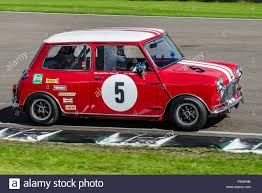 1964 Austin Mini Cooper S is owned by BMW Group and was raced by ...