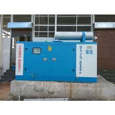 Ashok Leyland 100 Kva Diesel Generator