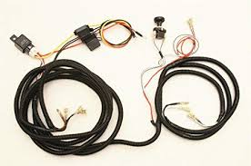 amazon com headlight and taillight wire harness club car ezgo headlight and taillight wire harness club car ezgo yamaha golf carts universe