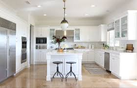 kitchens with white cabinets. Kitchens With White Cabinets Elle Decor