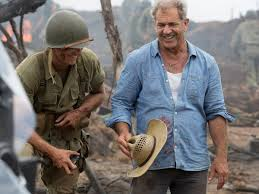 Redemption at hacksaw ridge (hardback) is a much expanded, reedited edition of the original the unlikeliest hero, which went out of print in 1967. Can You Forgive Him Mel Gibson S Hacksaw Ridge Return The Independent The Independent