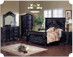 Modren Traditional Black Bedroom Furniture Is Other Parts Of Will