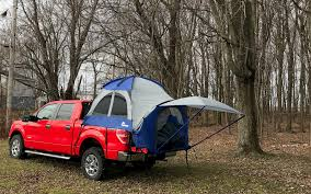 Camping in a Pickup Bed: Yes, it's Possible - 9/15