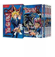 Truyện Tranh Boxset YU-GI-OH! R (Trọn Bộ 5 Tập)