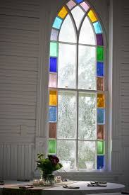 Beautiful Gothic stained glass window. Love the
