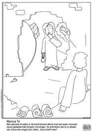 Bijbelse Kleurplaten Palmpasen