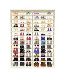 closet shoe shelves custom shoe storage closet closet shoe organizer target