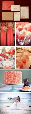 Coral Color Combinations 145 Best Wedding Colors Images On Pinterest Marriage Wedding