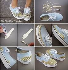 Diy shoes designs Easy 15 Awesome Diy Sneakers Designs And Tutorials Styles Weekly 15 Awesome Diy Sneakers Designs And Tutorials Styles Weekly