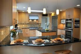 Angled Kitchen Island Ideas Medium Size Of Galley Kitchen With
