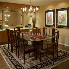 Dining Room Table Runner Ideas  Dining Room Decor Ideas And - Asian inspired dining room