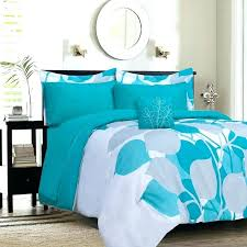 teal king comforter set turquoise bedding sets full size of and brown
