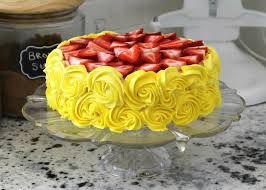 Simple Cake Decorating Idea The Latest Home Decor Ideas