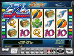 Игровые автоматы игра на реальные деньги