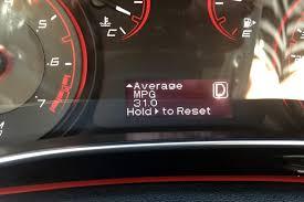 Dodge Dart Check Engine Light Reset 2015 Dodge Dart Sxt Real World Fuel Economy News Cars Com