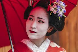 Geisha girls of south korea