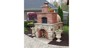 Coal Fired Pizza Oven Design Diy Wood Fired Outdoor Brick Pizza Ovens Are Not Only Easy